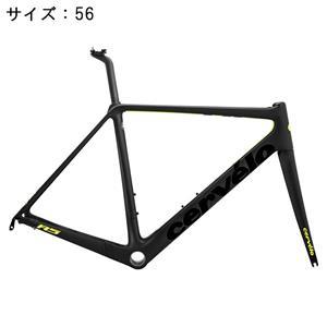2018モデル R5 ブラック/フルオイエロー サイズ56(179-184cm)フレームセット