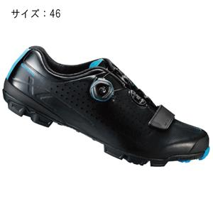 XC700LE ブラック サイズ46 (29.2cm) シューズ
