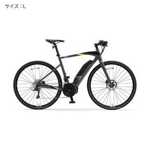 2018 YPJ-EC サイズL(170cm-) マットダークグレー 電動アシスト自転車