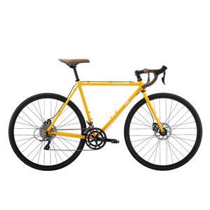 2020モデル FEATHER CX+ マスタード サイズ49(163-168cm) ロードバイク