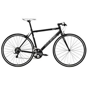 2016モデル LGS-RSR3 BLACK ブラック 完成車 【クロスバイク】【自転車】