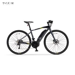 2018 YPJ-EC サイズM(165cm-) マットダークグレー 電動アシスト自転車