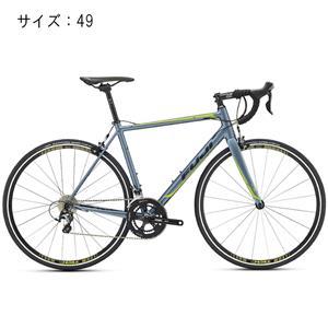 2018モデル ROUBAIX 1.5 ストームシルバー サイズ49(162-170cm)ロードバイク