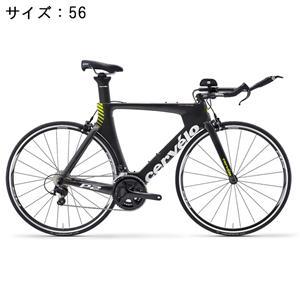 P2 105 5800 11S グレー/フルオロイエロー サイズ56 ロードバイク
