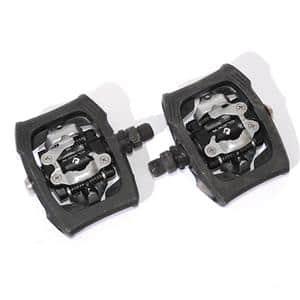 SHIMANO (シマノ) PD-T400 CLICK'R クリッカー ブラック SPD ビンディングペダル メイン