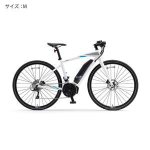 2018 YPJ-EC サイズM(165cm-) ピュアホワイト 電動アシスト自転車
