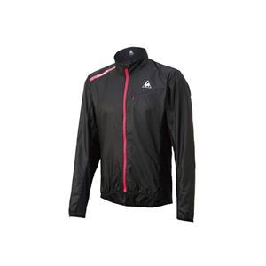 クリアジャケット ブラック サイズS メンズ