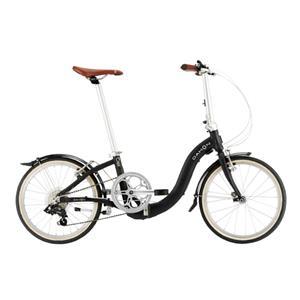 2019モデル Ciao マットブラック 折りたたみ自転車