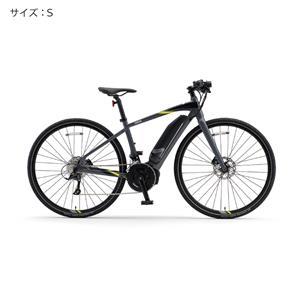 2018 YPJ-EC サイズS(154cm-) マットダークグレー 電動アシスト自転車
