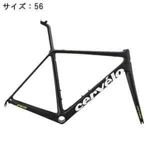 R5 ブラック/グリーン サイズ56 フレームセット