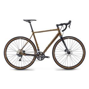 2019モデル JARI 1.1 ダークゴールド サイズ49 (168-173cm) ロードバイク