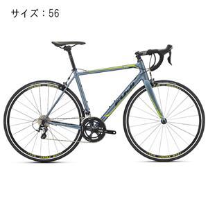 2018モデル ROUBAIX 1.5 ストームシルバー サイズ56(177-184cm)ロードバイク