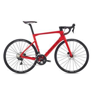 2020モデル TRANSONIC 2.5 DISC マットレッド サイズ49(166-171cm) ロードバイク