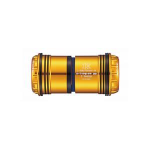 プレスフィット30 アダプター ゴールド ボトムブラケット