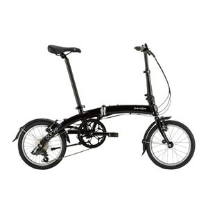 2019モデル Curve D7 オブシディアンブラック 折りたたみ自転車