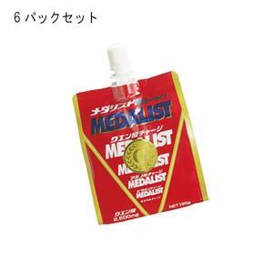 MEDALIST メダリスト ゼリー (190gX6パック)