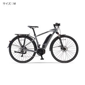 2018 YPJ-TC サイズM(165cm-) サテンシルバー 電動アシスト自転車