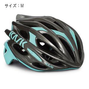 MOJITO モヒート ANTHRACITE (チャコールグレー)/アクア サイズM ヘルメット