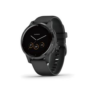 VIVO Active 4S ブラック/スレート GPSスマートウォッチ