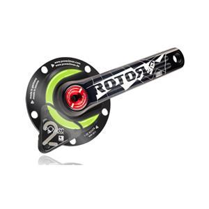 power2max (パワーツー マックス) Rotor3D Plus PCD130mm クランクセット 170mm メイン
