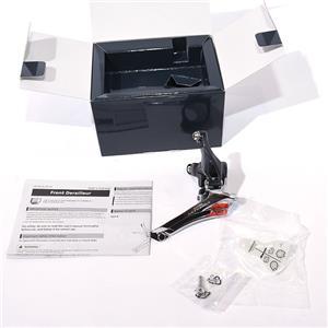 【未使用品】ULTEGRA アルテグラ FD-6800-B  34.9mmバンド フロントディレーラー