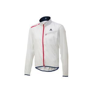 クリアジャケット ホワイト サイズL メンズ