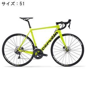 R3 Disc R8070 フルオイエロー/ブラック サイズ51 ロードバイク