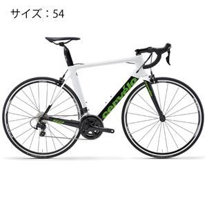S2 105-5800 ホワイト サイズ54(175-180cm)ロードバイク