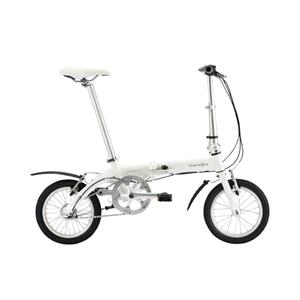 2019モデル Dove i3 パールホワイト 折りたたみ自転車