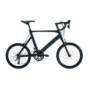 2021モデル SURGE サージュ MATT BLACK サイズ47(160-170cm) ミニベロ