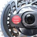 SRAM (スラム) RED AXS パワーメーター DUB 172.5mm 46-33T 12S クランクセット 4