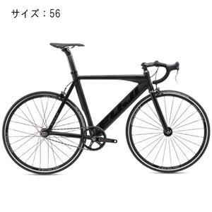 2017モデル TRACK PRO マットブラック サイズ56 【自転車】