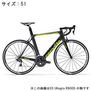 S3 ULTEGRA Di2 R8050 11S グレー/ブラック サイズ51 ロードバイク