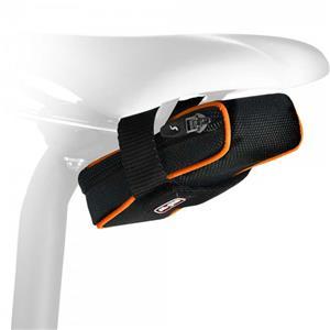 エラン210 フルオ 210cc オレンジ サドルバッグ