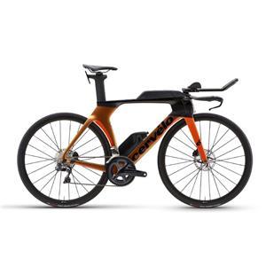 2021モデル P5 Disc オレンジカメレオン R8070 Di2 サイズ51