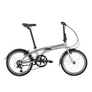 2020モデル LINK A7 リンク マットシルバー/ダークグレー (142-190cm) 折畳自転車