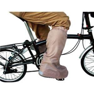 自転車屋さんのシューズカバー