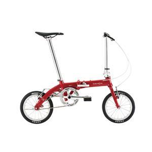 2019モデル Dove Plus スパーキーレッド 折りたたみ自転車