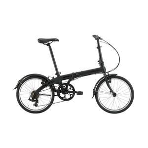 2020モデル Route ルート マットブラック (142-193cm) 折畳自転車