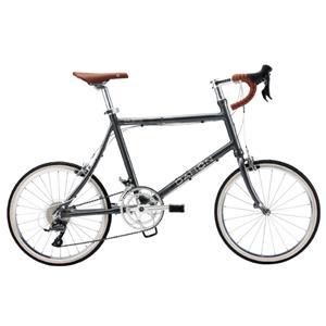 2019モデル Dash Altena メタリックグレー サイズL 折りたたみ自転車