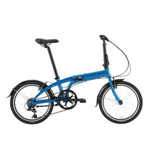 2020モデル LINK A7 リンク ブルー/グレー (142-190cm) 折畳自転車