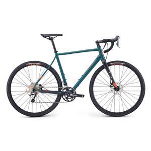 2019モデル JARI 1.5 マットディープグリーン サイズ49 (168-173cm) ロードバイク