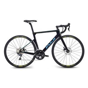 2019モデル SUPREME 2.5 カーボン/ブルー サイズ47 (164-169cm) ロードバイク