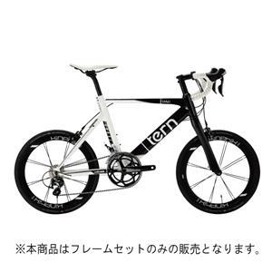 2019モデル SurgePro サージュプロ ホワイト/ブラック サイズ520M(170-180cm)フレームセット
