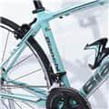 Bianchi (ビアンキ) 2015モデル ViaNirone7 ヴィアニローネ7 105 5800 11S サイズ44(165-170cm) ロードバイク 5