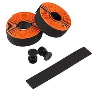 バーテープ スポーツ コントロール ブラック/オレンジ