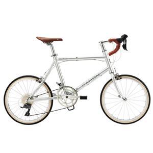 2019モデル Dash Altena ブリリアントシルバー サイズM 折りたたみ自転車