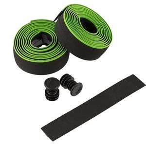 バーテープ スポーツ コントロール ブラック/グリーン