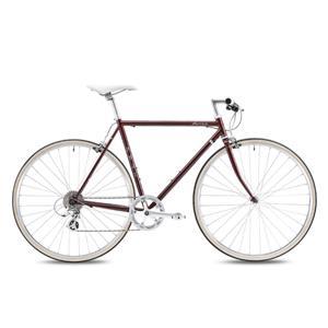 2020モデル BALLAD ボルドー サイズ54(173-178cm) クロスバイク