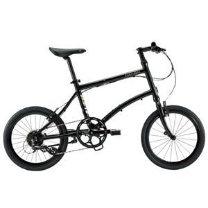 2019モデル Dash P8 ナイトブラック 折りたたみ自転車